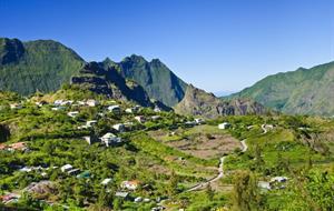 Výstup na sopky Réunionu
