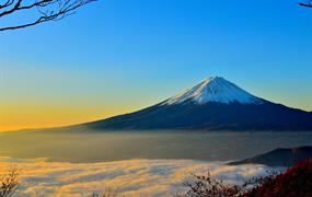 Dominanty ostrova Honšú