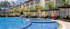 Buďte v centru dění v oblasti Flic en Flac: Pearle Beach Resort & Spa Mauritius…