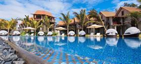 Maritim Crystal Beach Hotel 4: Úchvatné bílé pláže Mauricia