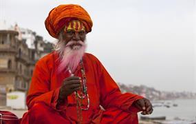 Krásy Zlatého trojúhelníku Indie a rituály na řece Ganga