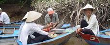 Velký okruh jižním Vietnamem s návštěvou delty Mekongu
