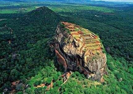 Základní okruh Srí Lankou