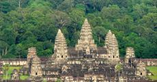 Tajemné chrámy Angkoru a Bangkoku