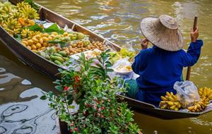 Velký okruh přes Thajsko, Laos, Vietnam až do Kambodže