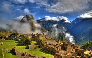 Základní okruh po Peru
