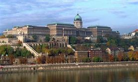 Víkend v Budapešti - vlakem