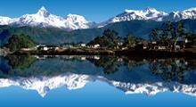 Kathmandu, Pokhara a štíty Himalájí (expedice)