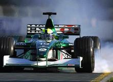 Velká cena Itálie Formule 1, Monza, letecky