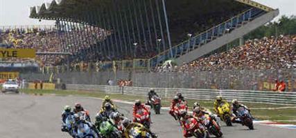 Moto GP Assen - vstupenky