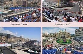 Velká cena Monaca Formule 1 - vstupenky
