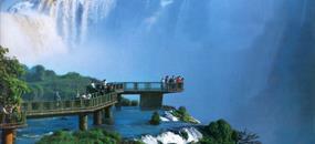 Vodopády Iguacú
