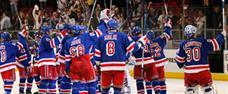 New York Rangers, NHL (letecký zájezd)
