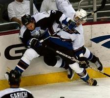 Washington Capitals, NHL (letecký zájezd)