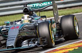 Velká cena Belgie Formule 1 - vstupenky