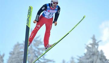 Lety na lyžích, Planica - vstupenky
