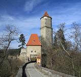Zámek Orlík a hrad Zvíkov *