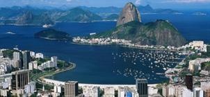Hotel Bandeirantes 3, Rio de Janeiro - letecky ***