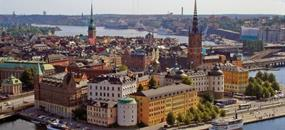 Hotel Good Morning Hagersten 4, Stockholm - letecky