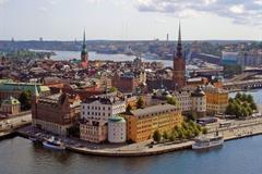Hotel Scandic Ariadne 3, Stockholm - letecky