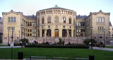 Hotel Anker 3, Oslo - letecky