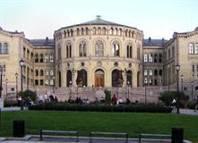 Hotel Scandic Solli 4, Oslo - letecky
