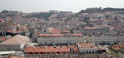 Hotel Neya Lisboa 4, Lisabon - letecky