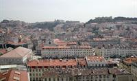 Hotel Avenida Park Residence 3, Lisabon - letecky ***