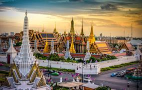 Indočína - Thajsko, Laos, Vietnam