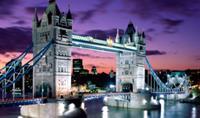 Londýn - metropole umění (letecky) ***