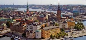 Stockholm - easy fly, letecký eurovíkend ***