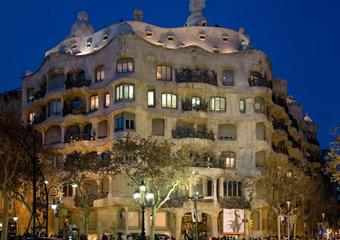 Hotel Sant Agusti 3, Barcelona - letecky