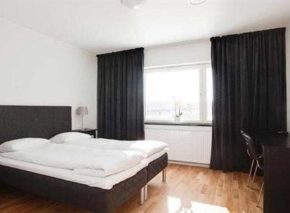 Hotel Best Western Capital 3, Stockholm - letecky