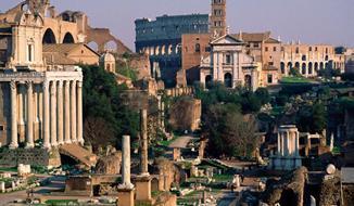 Hotel Antico Acquedotto 3, Řím - letecky