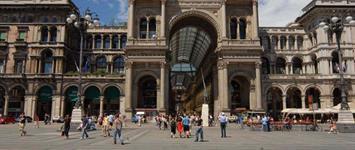 Miláno - Easy Fly (letecky)