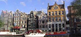 Hotel Ramada Apollo 4, Amsterdam - letecky