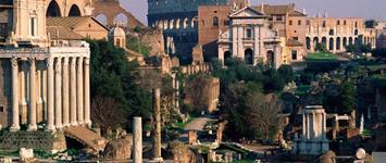 Hotel Acropoli 2, Řím - letecky