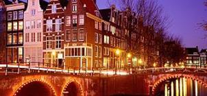 Holandsko - Květinové korzo a Amsterdam ***