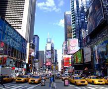 Prodloužený víkend v New Yorku