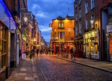 Hotel Sheldon Park 3, Dublin - letecky