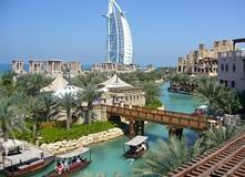 Hotel President 3, Dubaj - letecky