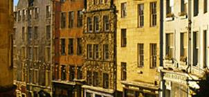Hotel Britannia 3, Edinburgh - letecky ***