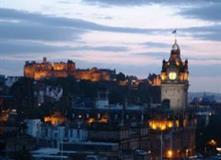Hotel Ibis Budget 2, Edinburgh - letecky