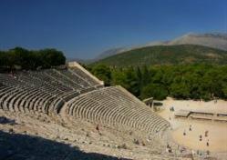 Řecko antické, letecky (fly and drive)
