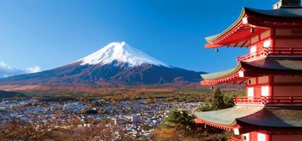 Fuji - výlet
