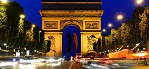 Hotel Royal Elysees 4, Paříž - letecky ****