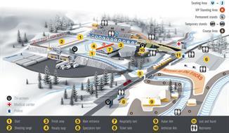 MS 2020 v biatlonu, Anterselva - vícedenní vstupenky