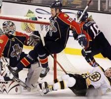 Florida Panthers, NHL (letecký zájezd)