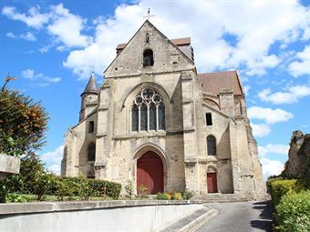 Katedrální gotika francouzské Pikardie