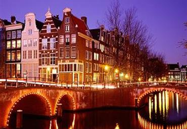 Holandsko - po stopách Vincenta van Gogha, Rembrandta, Vermeera, ...